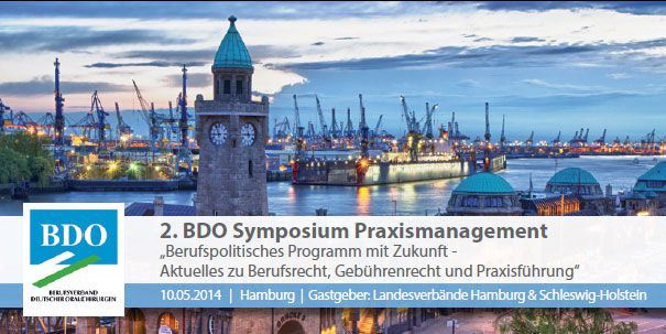 2. BDO Symposiums Praxismanagement